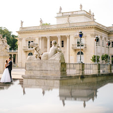 Wedding photographer Joanna Olejnik (whitedreamstudio). Photo of 03.08.2017