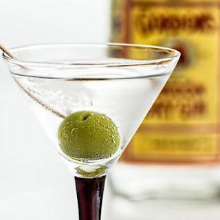 Martini Medium Dry.