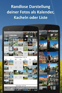 PhotoMap-Galerie - Fotos, Videos und Trips Screenshot