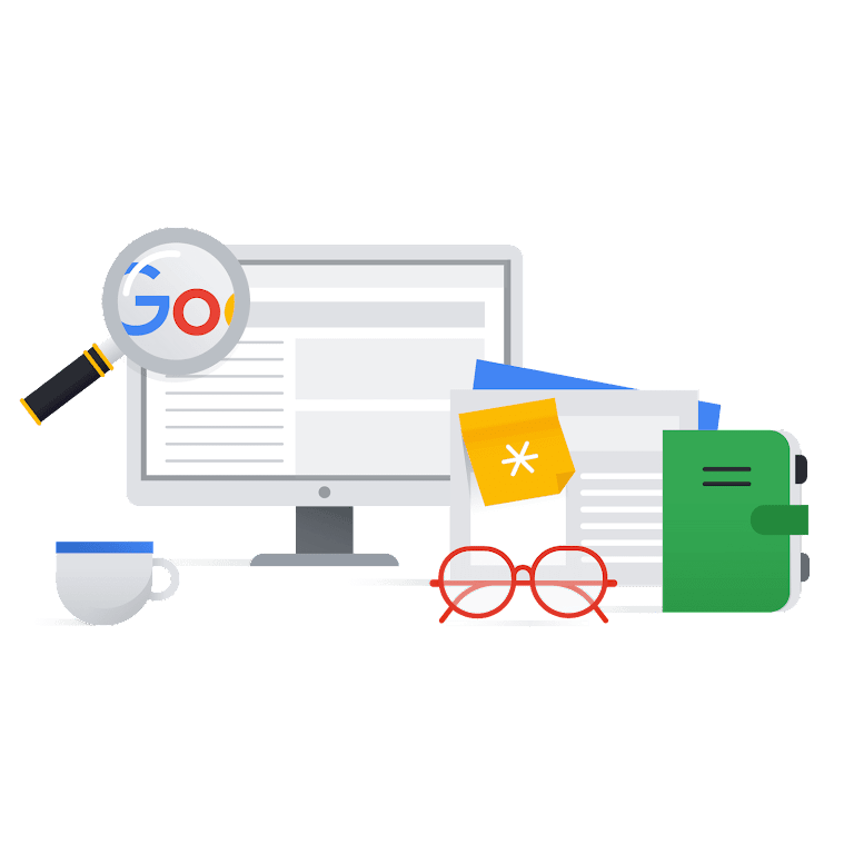 Get started Google Search