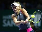 Deense ex-nummer één Caroline Wozniacki meteen uitgeschakeld op Roland Garros