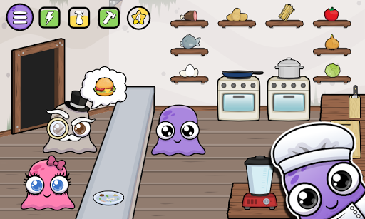 Moy 🍔 Restaurant Chef screenshot 1