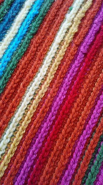 temperature blanket crochet pattern