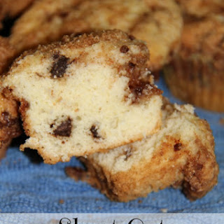 Short Cut Gluten-Free Coffee Cake Muffins