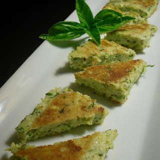 Zucchini Quiche Appetizers Recipe