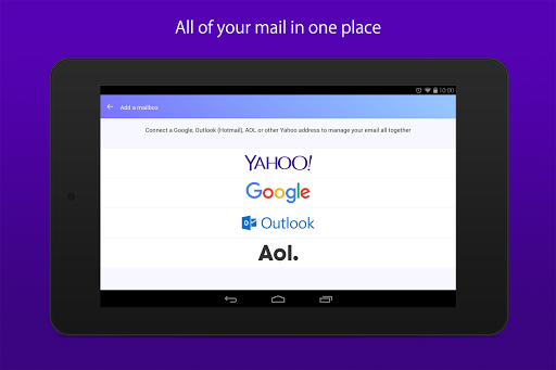 Yahoo Mail – Stay Organized screenshot 7