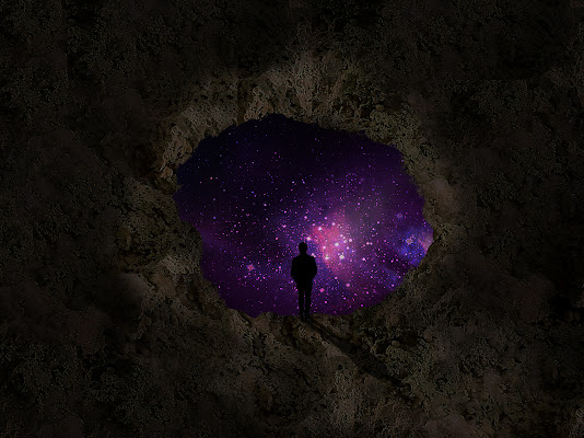 l'occhio dell'Universo di lorenzcanario