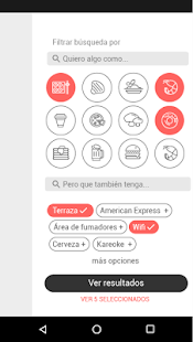 Yummy Club - Beta: miniatura de captura de pantalla