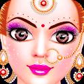 Royal Indian Doll Wedding Salon : Marriage Rituals icon