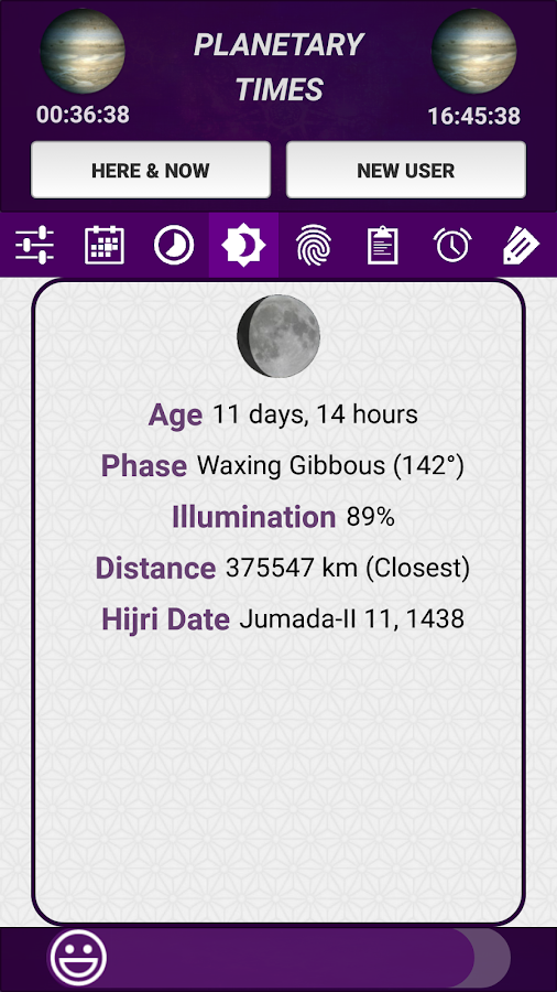 Planetary Times: Astrology- screenshot