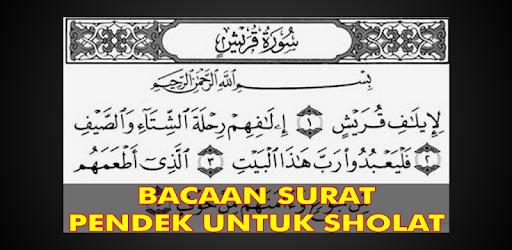Bacaan Surat Pendek Al Quran Audio Apps On Google Play