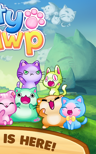 Kitty Pawp Featuring Garfield- screenshot thumbnail