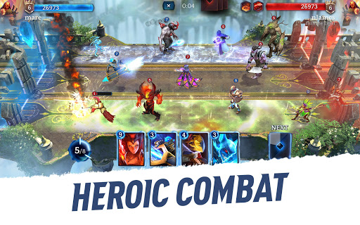 Heroic - Magic Duel for Android - Download