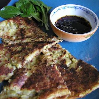 Korean Style Pancakes