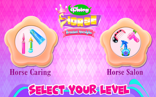 Fairy Horse Braided Hairstyles for PC