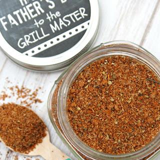 Homemade Dry Rub Recipe and Gift