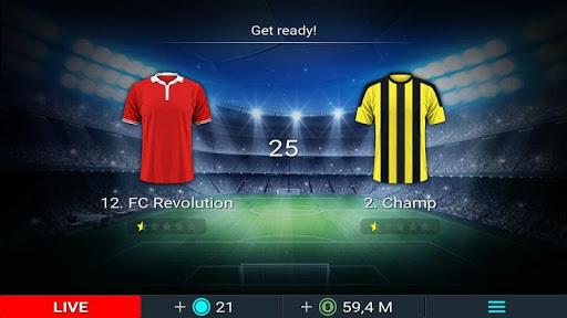 Revolution Football Manager