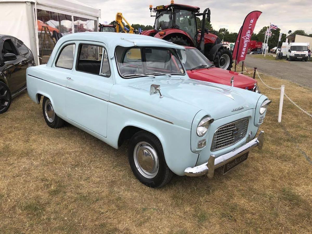 Ford 100e Popular Hire Driffield
