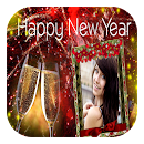New Year Photo Frames 2017 v 1.0 app icon