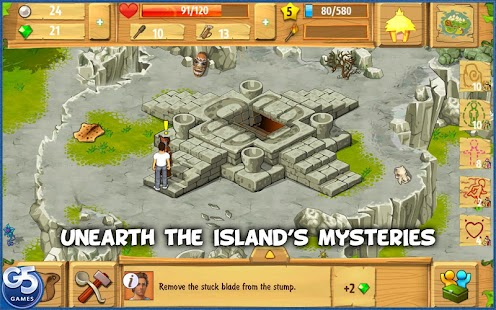 Island Castaway: Lost World®- screenshot thumbnail