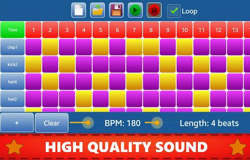 Make Beats - Drum Pad (MP3 & WAV) 3.0 screenshots 8
