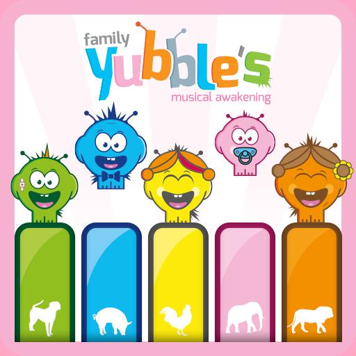 Yubble's  : Piano for kids