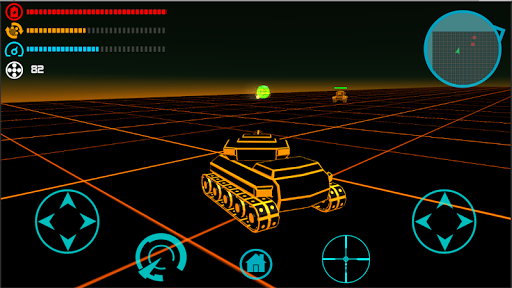 Tank Tron 1.1 screenshots 1