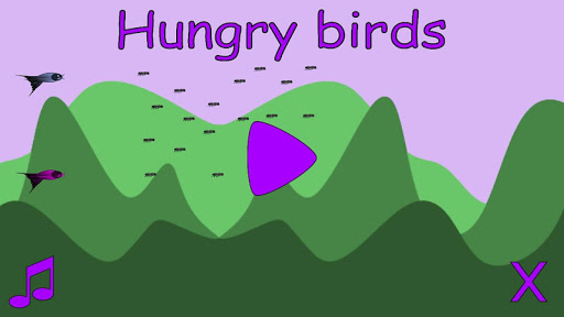 Hungry Birds  code Triche 1