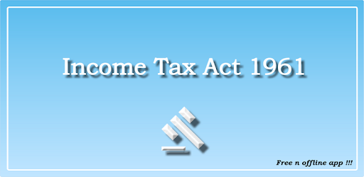Income Tax Act 1961 India Pdf