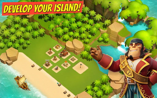 The Pirates: age of Tortuga  screenshots 12