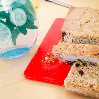 Cucumber Bread