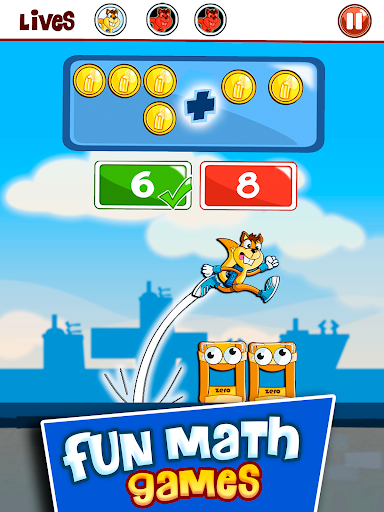 Math Games for kids: Addition Subtraction Numbers 7.01 screenshots 6
