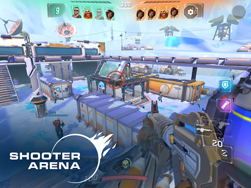 Shooter Arena 1.4.14 screenshots 1