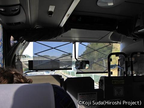 南国交通「ランタン号」 1215 車窓_01