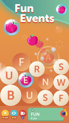 LetterPop - Best of Free Word Search Puzzle Games android2mod screenshots 2