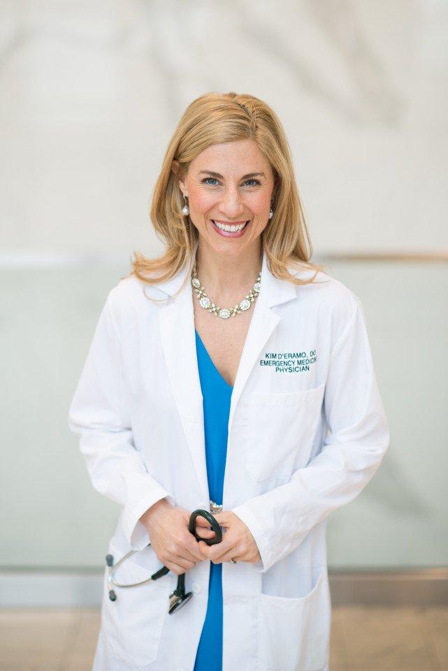 Dr. Kim D'Eramo