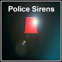 Police siren icon