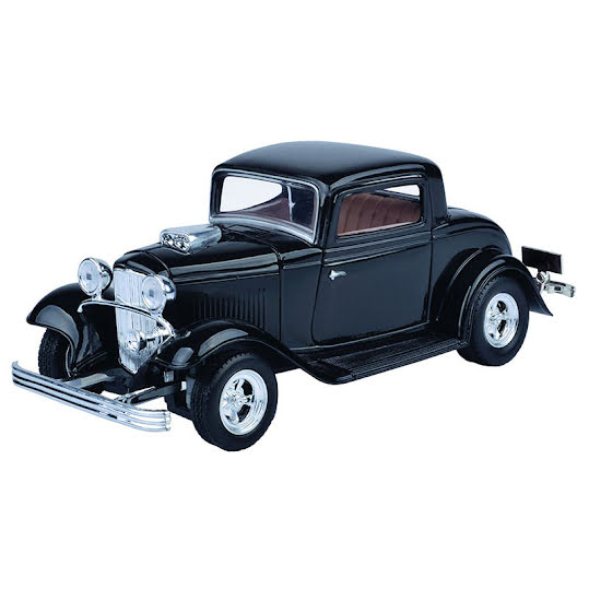 SpeedCar Old Timer 1:24 1934 Ford Coupe