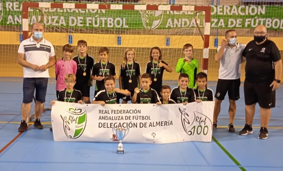 El Natación Almería campeón en benjamines.