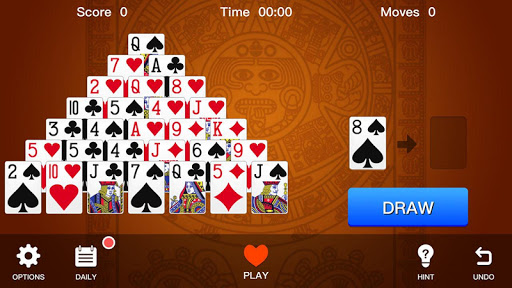Pyramid Solitaire 1.27.5009 8