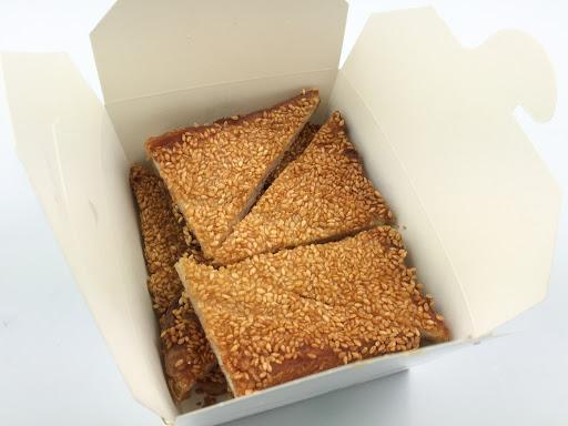 4. Sesame Prawn On Toast