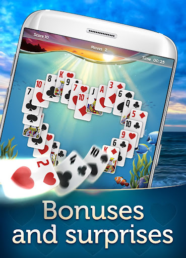 Magic Solitaire - Card Game modavailable screenshots 4
