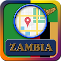 Zambia Maps and Direction icon