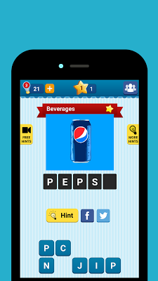 Food Quiz - screenshot