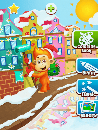 Christmas Coloring  screenshots 5