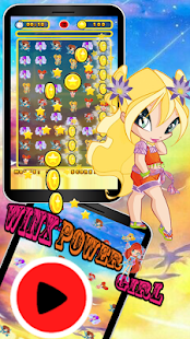 Tải Game Winx Power Girl