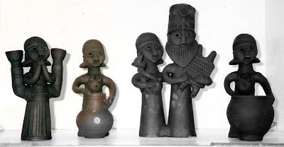פסלים טנאט אווקה
