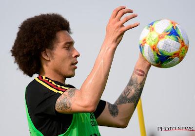 Witsel et Hazard déjà de retour avec le Borussia