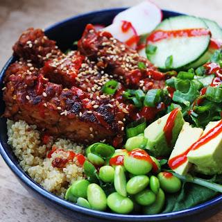 Tempeh Protein Bowl.