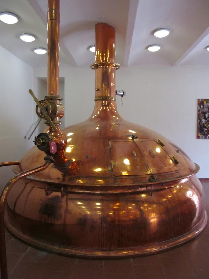 Bernard brewery